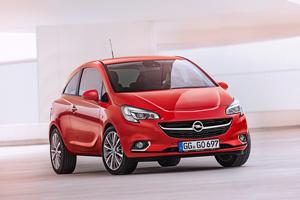 Foto Exteriores (15) Opel Corsa Dos Volumenes 2014