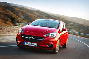 Foto Exteriores (16) Opel Corsa Dos Volumenes 2014