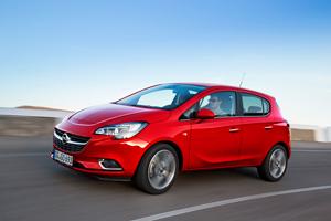 Foto Exteriores (17) Opel Corsa Dos Volumenes 2014