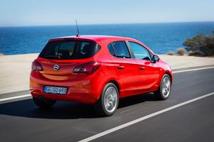 Foto Exteriores (18) Opel Corsa Dos Volumenes 2014