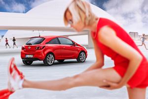 Foto Exteriores (3) Opel Corsa Dos Volumenes 2014