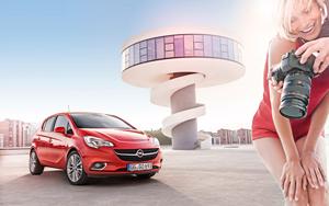 Foto Exteriores (5) Opel Corsa Dos Volumenes 2014