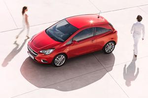 Foto Exteriores (6) Opel Corsa Dos Volumenes 2014