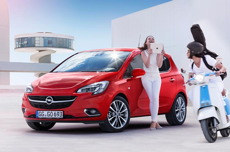 Foto Exteriores Opel Corsa Dos Volumenes 2014