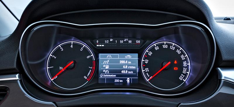 Foto Interiores Opel Corsa Dos Volumenes 2014