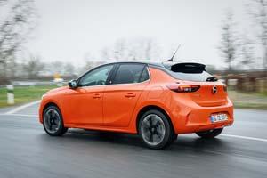 Foto Exteriores (10) Opel Corsa-e Dos Volumenes 2020