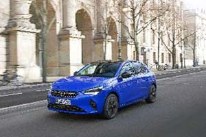 Foto Exteriores (2) Opel Corsa-e Dos Volumenes 2020