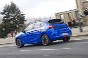 Foto Exteriores (5) Opel Corsa-e Dos Volumenes 2020