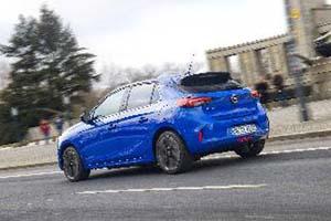 Foto Exteriores (6) Opel Corsa-e Dos Volumenes 2020