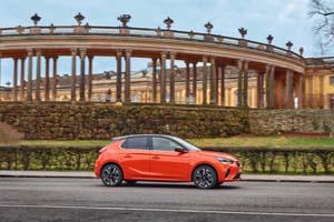 Foto Exteriores (7) Opel Corsa-e Dos Volumenes 2020