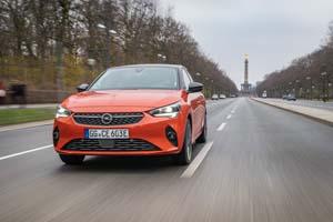 Foto Exteriores (9) Opel Corsa-e Dos Volumenes 2020