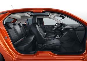 Foto Interiores (3) Opel Corsa-e Dos Volumenes 2020