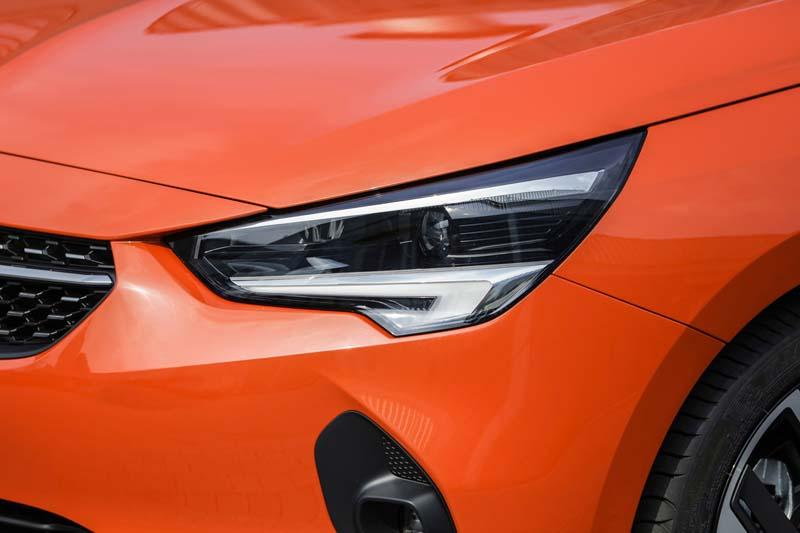 Foto Detalles Opel Corsa E Dos Volumenes 2020
