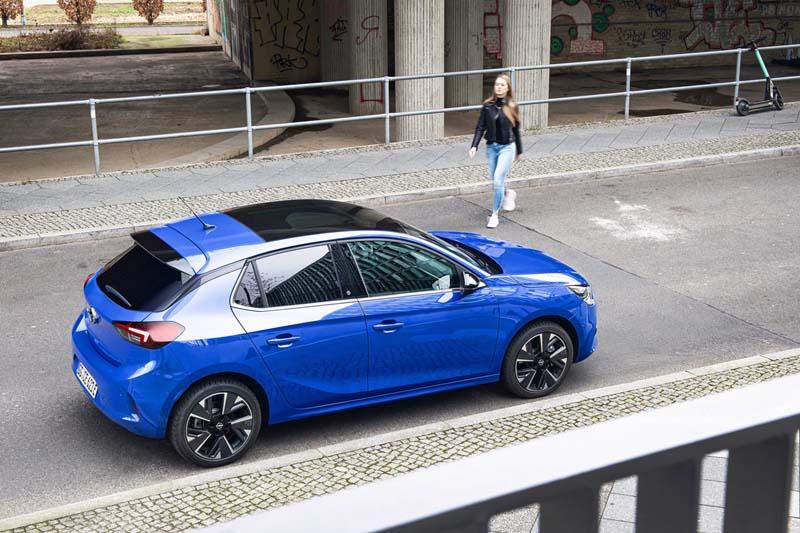 Foto Exteriores Opel Corsa E Dos Volumenes 2020