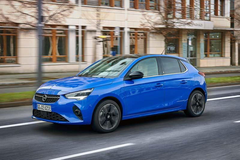 Prueba Opel Corsa-e 2020, primer contacto