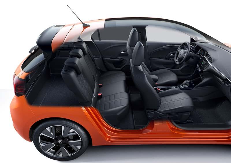 Foto Interiores (2) Opel Corsa-e Dos Volumenes 2020