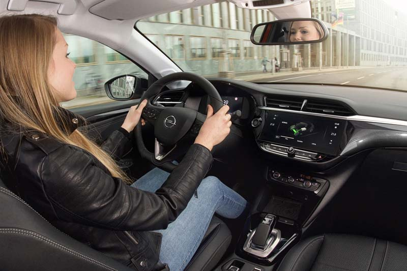 Foto Salpicadero Opel Corsa E Dos Volumenes 2020