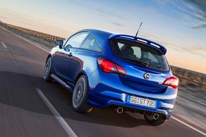 Foto Exteriores (1) Opel Corsa-opc Dos Volumenes 2015
