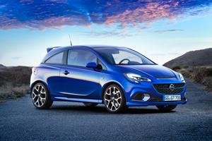 Foto Exteriores (3) Opel Corsa-opc Dos Volumenes 2015