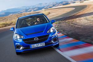 Foto Exteriores (4) Opel Corsa-opc Dos Volumenes 2015