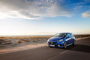Foto Exteriores (6) Opel Corsa-opc Dos Volumenes 2015