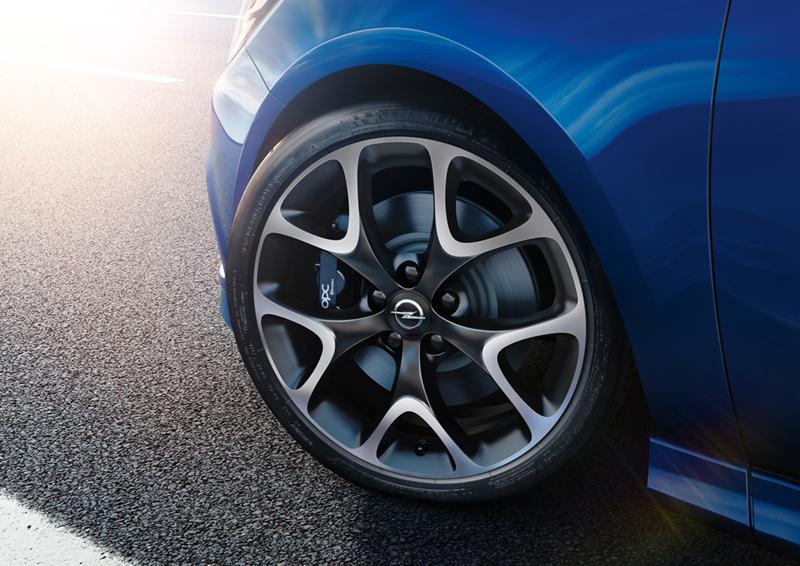 Foto Detalles Opel Corsa Opc Dos Volumenes 2015