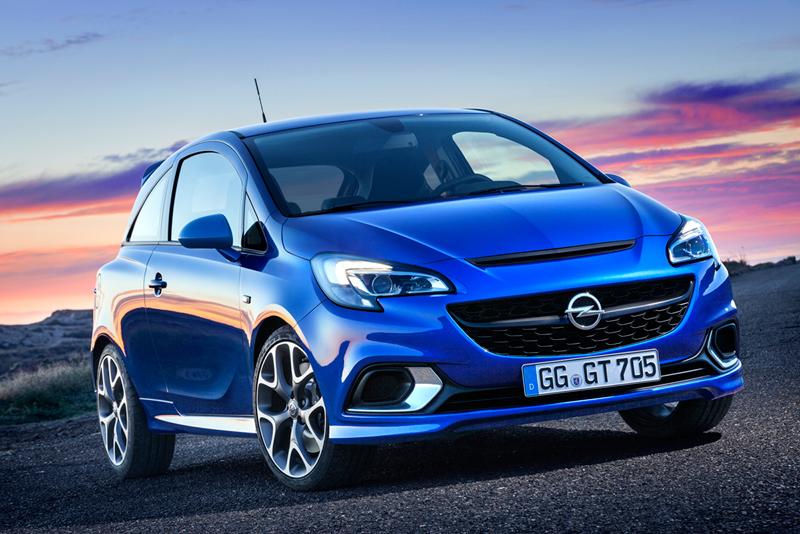 Foto Exteriores (10) Opel Corsa-opc Dos Volumenes 2015