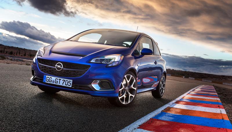 Foto Exteriores Opel Corsa Opc Dos Volumenes 2015