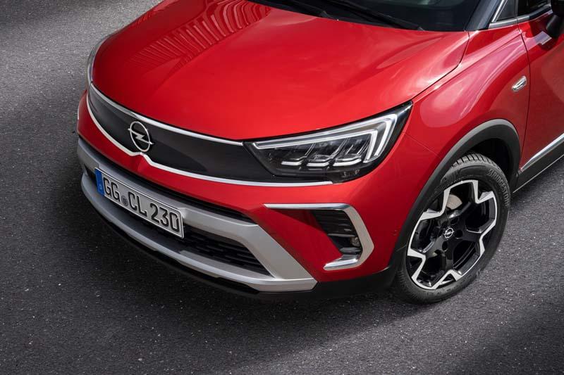 Foto Detalles Opel Crossland Suv Todocamino 2020