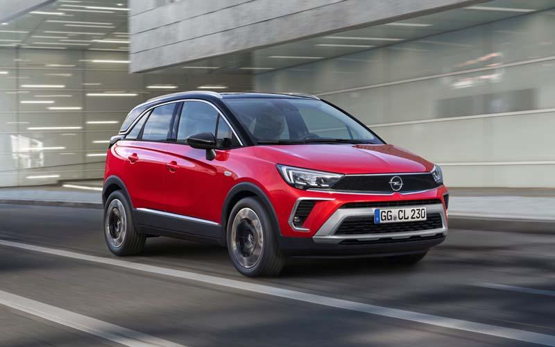 Foto Exteriores Opel Crossland Suv Todocamino 2020
