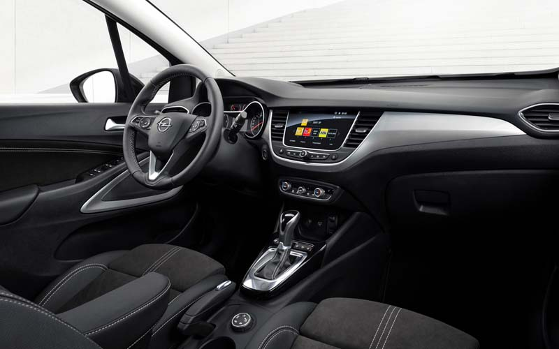 Foto Salpicadero Opel Crossland Suv Todocamino 2020