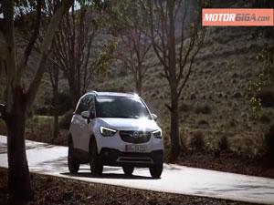 Foto Exteriores (1) Opel Crossland-x-presentacion Suv Todocamino 2017