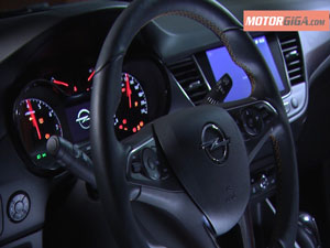 Foto Interiores (1) Opel Crossland-x-presentacion Suv Todocamino 2017