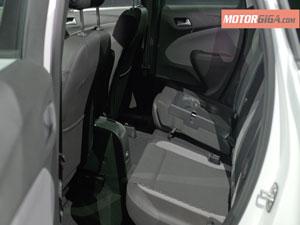 Foto Interiores (6) Opel Crossland-x-presentacion Suv Todocamino 2017
