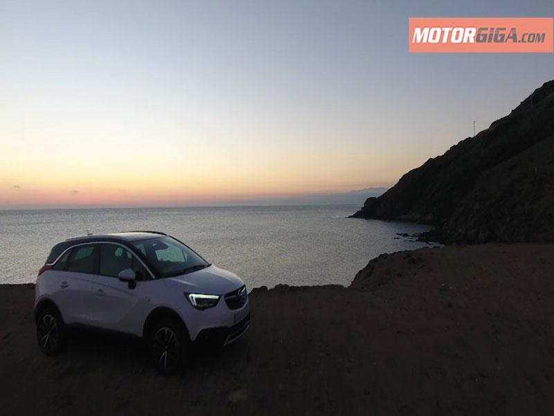 Foto Exteriores Opel Crossland X Presentacion Suv Todocamino 2017