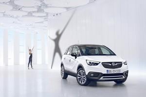 Foto Delantera Opel Crossland-x Suv Todocamino 2017
