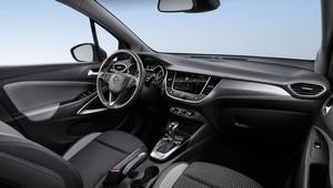 Foto Salpicadero Opel Crossland-x Suv Todocamino 2017