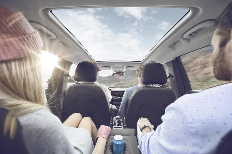 Foto Interiores Opel Crossland X Suv Todocamino 2017