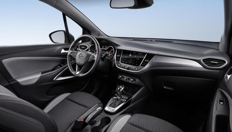 Foto Salpicadero Opel Crossland X Suv Todocamino 2017