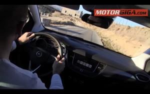 Foto Salpicadero Opel Crossland-x-prueba Suv Todocamino 2017