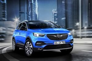 Foto Exteriores 1 Opel Grandland-x Suv Todocamino 2017