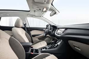 Foto Interiores (5) Opel Grandland-x Suv Todocamino 2017
