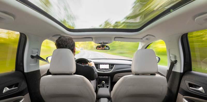Foto Interiores Opel Grandland X Suv Todocamino 2017