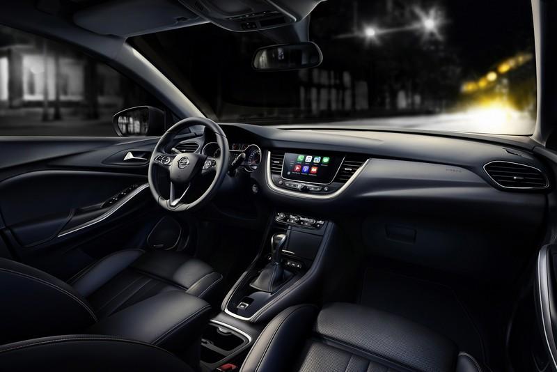Foto Salpicadero Opel Grandland X Suv Todocamino 2017