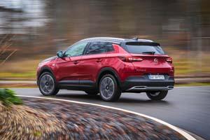 Foto Exteriores (6) Opel Grandland-x-hybrid-4 Suv.todocamino 2019