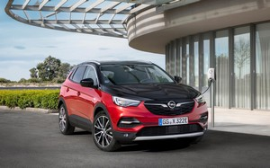 Foto Exteriores Opel Grandland-x-hybrid-4 Suv.todocamino 2019