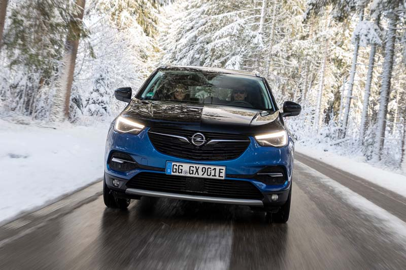Foto Exteriores Opel Grandland X Hybrid 4 Suv.todocamino 2019