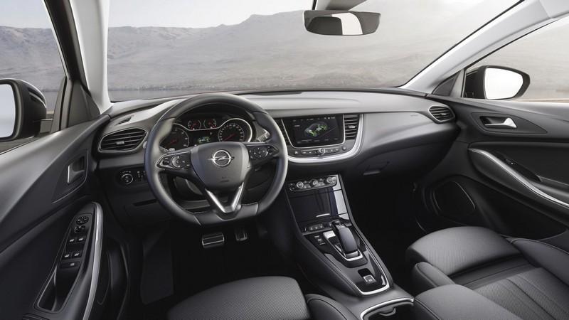 Foto Salpicadero Opel Grandland-x-hybrid-4 Suv.todocamino 2019