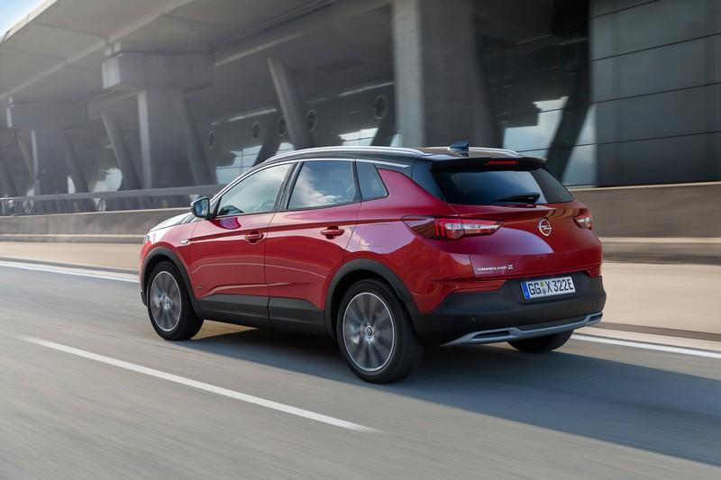 Foto Trasera Opel Grandland-x-hybrid-4 Suv.todocamino 2019