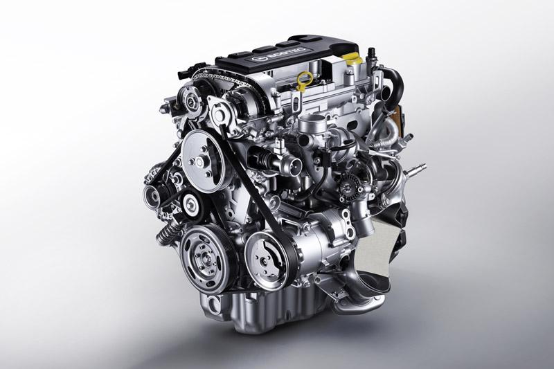 Foto Tecnicas Opel Insignia Sedan 2011